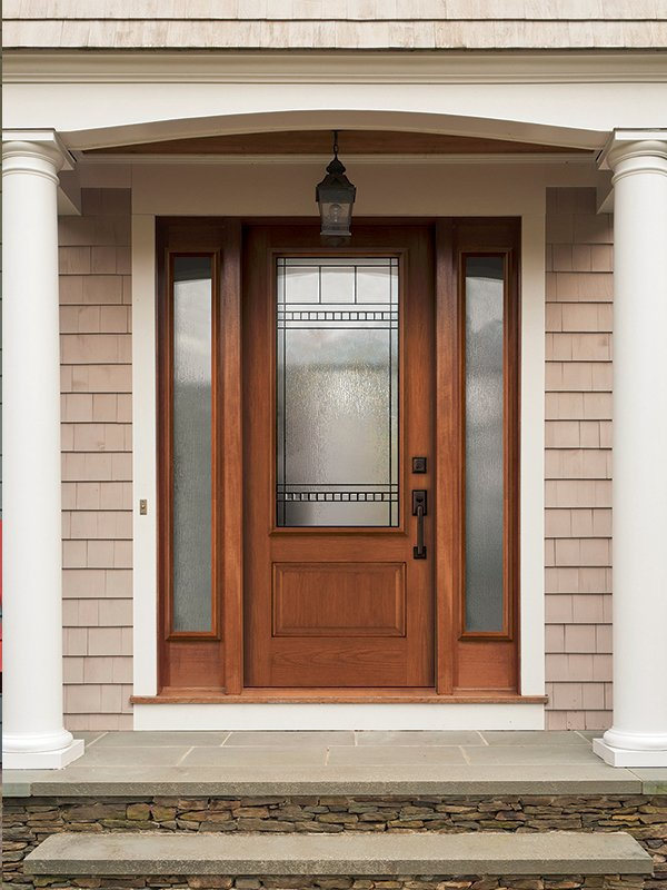 Novatech Doorglass Chanelle Of The Natural Collection