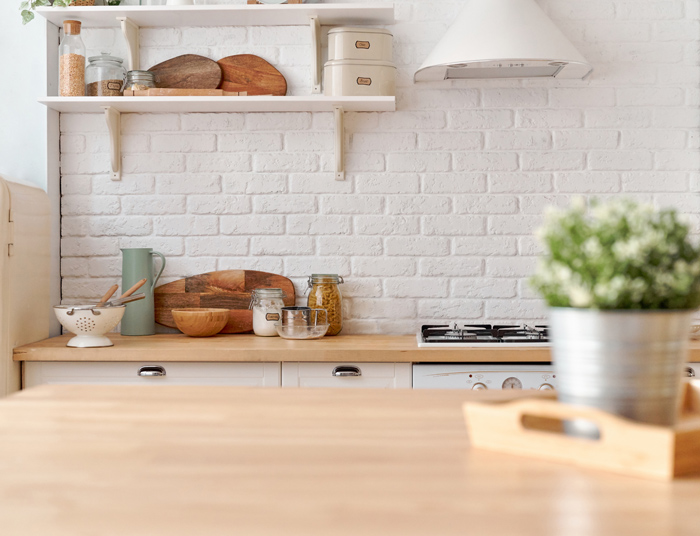 Add rustic refinement to your home with the modern farmhouse style