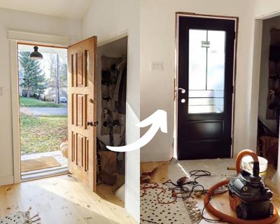 Quand faut-il remplacer la porte d'entrée?