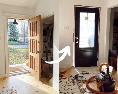 Out with the old, in with the new: Signs it's time to retire your door