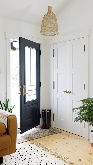 NHP Entry Door