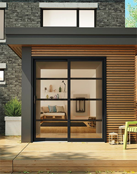 Every Kind Of Patio Door Material Has Its Own Advantages The Style Your Home Will Help You Make Choice All That S Left Is To Consider Budget
